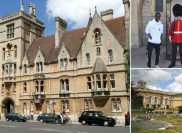 Учебное заведение Meritas Summer University of Oxford Летняя школа в Университете Оксфорда