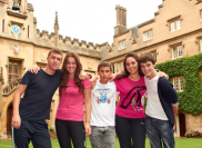 Учебное заведение St Giles Junior summer Cambridge Летняя школа Сент Джайлс Кембридж