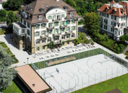 Учебное заведение Brillantmont International School Lausanne Brillantmont International