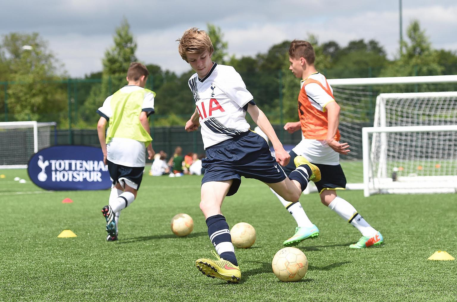 Футбольные лагеря для проффесионалов в англии
