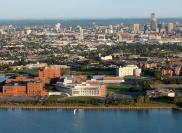 Учебное заведение University of Massachusetts в Бостоне (UMass Boston)