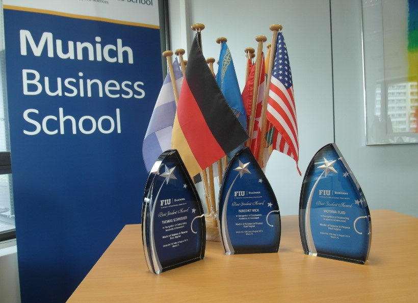 Миниатюра Munich Business School Бизнес Школа Мюнхен 2