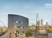 Учебное заведение LSBU London South Bank University  Университет Саут Бэнк Лондон