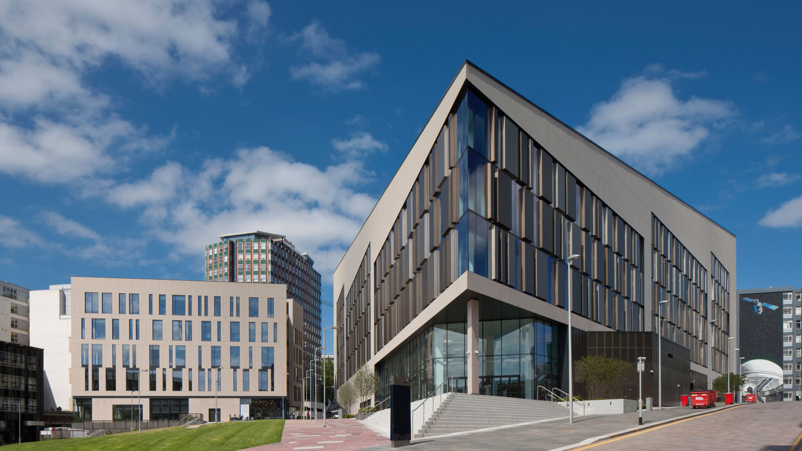 Миниатюра University of Strathclyde (Университет Стратклайда) 1