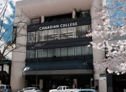 Учебное заведение Canadian College of English Language Vancouver