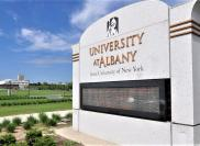 Учебное заведение SUNY - Университет штата Нью-Йорк в Олбани (SUNY - State University of New York at Albany)