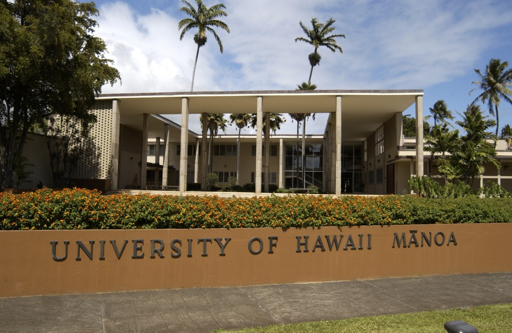Миниатюра University of Hawaii at Manoa (UH) Гавайский университет в Маноа 0