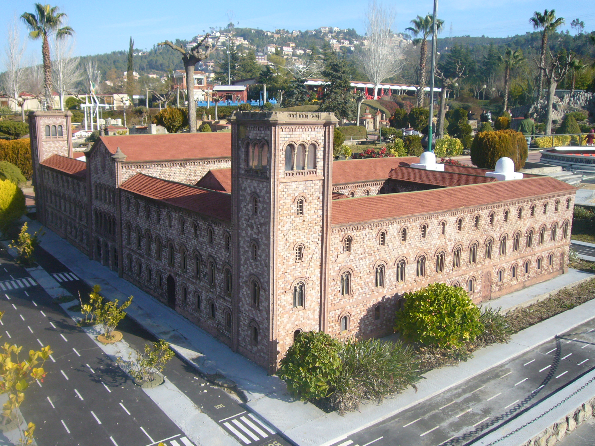Миниатюра University of Barcelona (UB) Университет Барселоны 0