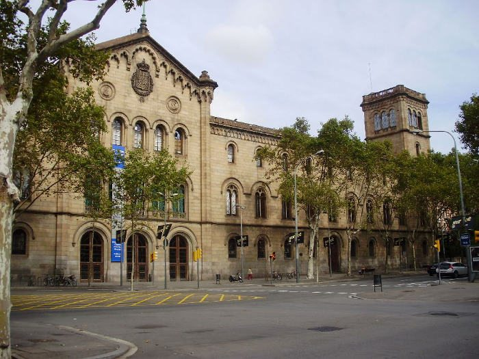 Миниатюра University of Barcelona (UB) Университет Барселоны 2