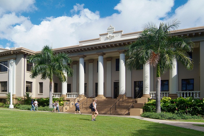 Миниатюра University of Hawaii at Manoa (UH) Гавайский университет в Маноа 2