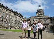 Учебное заведение University of Edinburgh Эдинбургский университет University of Edinburgh