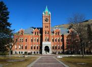 Учебное заведение University of Montana - Missoula (UM) Университет Монтаны