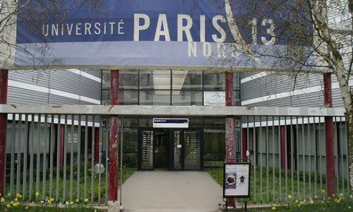 Миниатюра Université Paris-XIII (UP13) Университет Париж 13 2