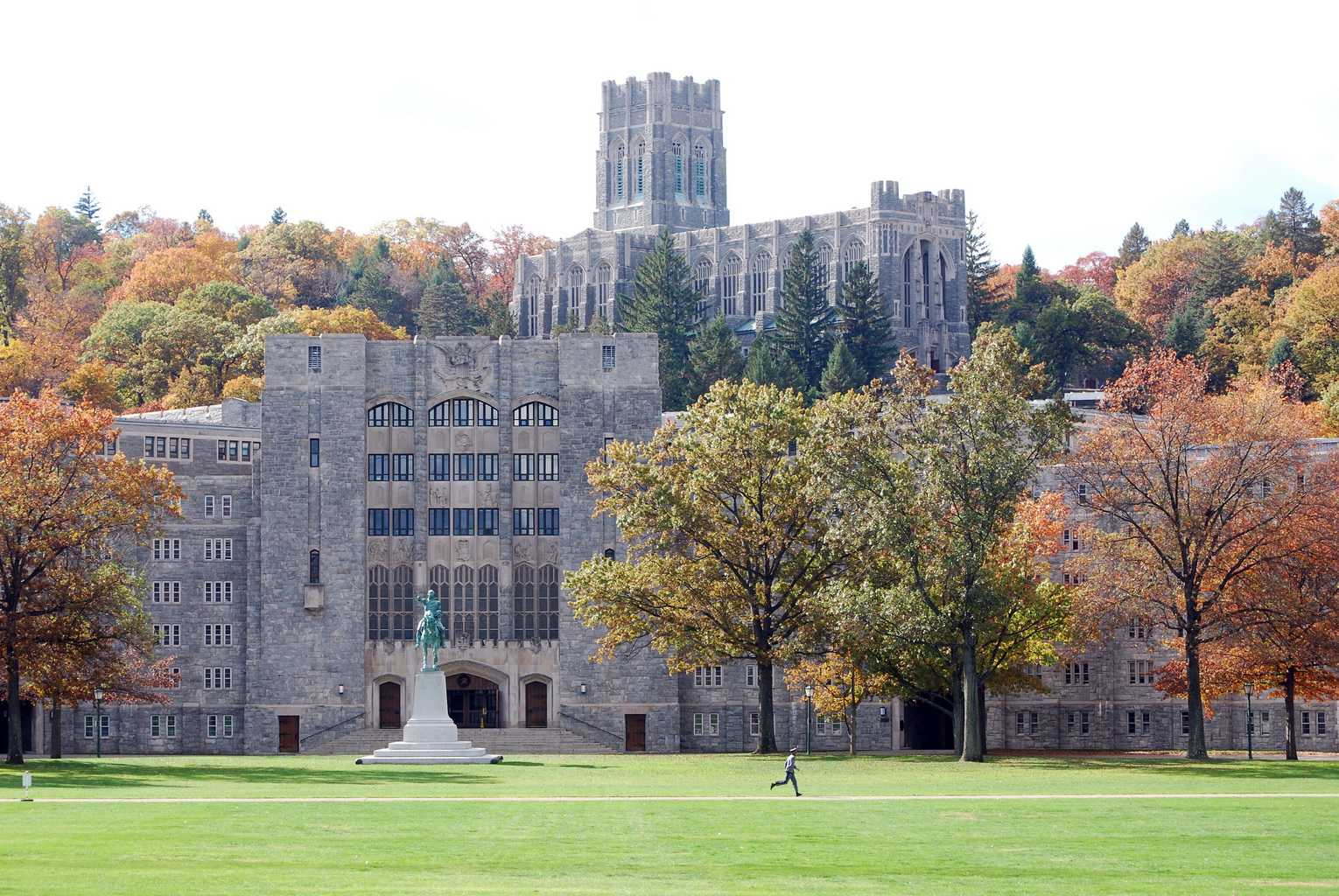 Миниатюра United States Military Academy at West Point (USMA) Военная академия США 0