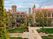 Учебное заведение University of Chicago (Чикагский университет, Университет Чикаго)