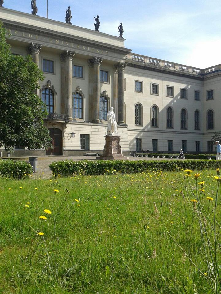 Nc Humboldt Uni Berlin