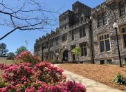 Учебное заведение Oglethorpe University, Университет Оглторп